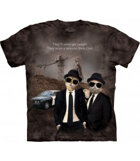Cat Brothers T Shirt