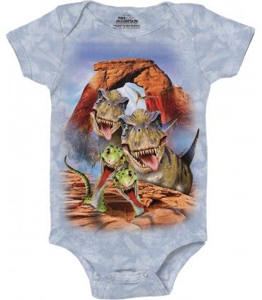 Babygro Dinosaure The Mountain