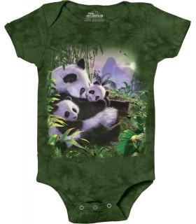 Babygro Panda The Mountain