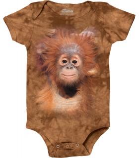 Orangutan Hang Babygrow