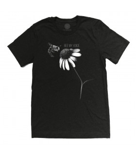 Bee My Voice Protect Tri-Blend T Shirt