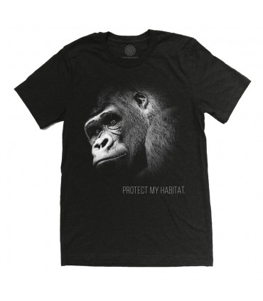 T-shirt Protection du Gorille The Mountain