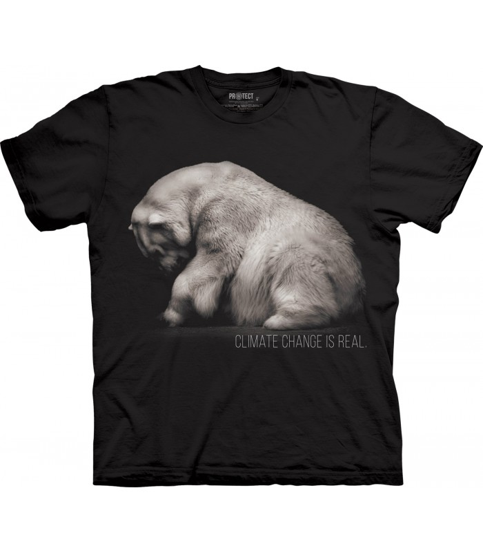T-shirt Protection de l'Ours Polaire The Mountain