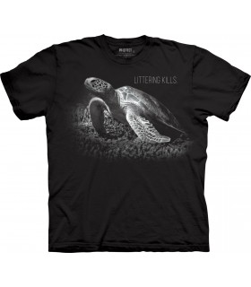 T-shirt Protection des Tortues The Mountain