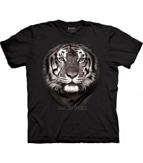 Tiger Save Our Species T Shirt