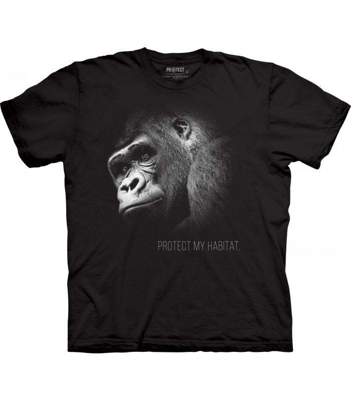 T-shirt Protection des Gorilles The Mountain
