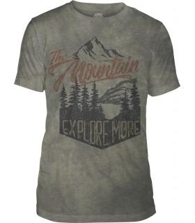 Explore More Tri-Blend T Shirt
