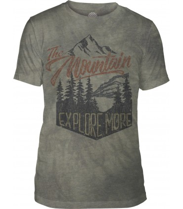 Explore More Tri-Blend T Shirt