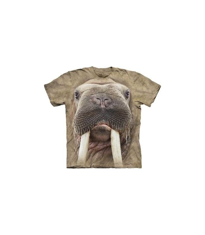 T-Shirt Morse par The Mountain