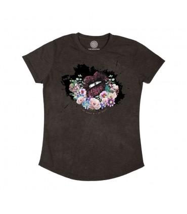 Je suis une femme - T-shirt pour femme Tri-blend The Mountain