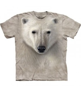 T-Shirt Guerrier Polaire par The Mountain