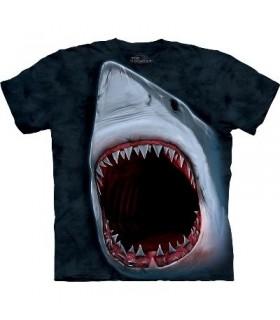 Shark Bite - Aquatics T Shirt Mountain