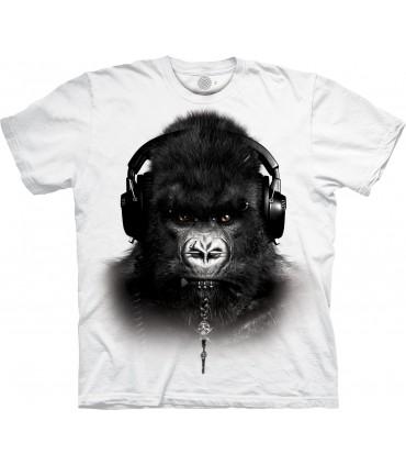 T-shirt DJ Caesar Edition Spéciale Blanc The Mountain