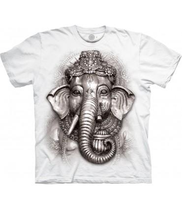 T-shirt Ganesh Edition Spéciale Blanc The Mountain