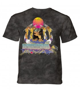 T-shirt adulte Amérindien - The Mountain