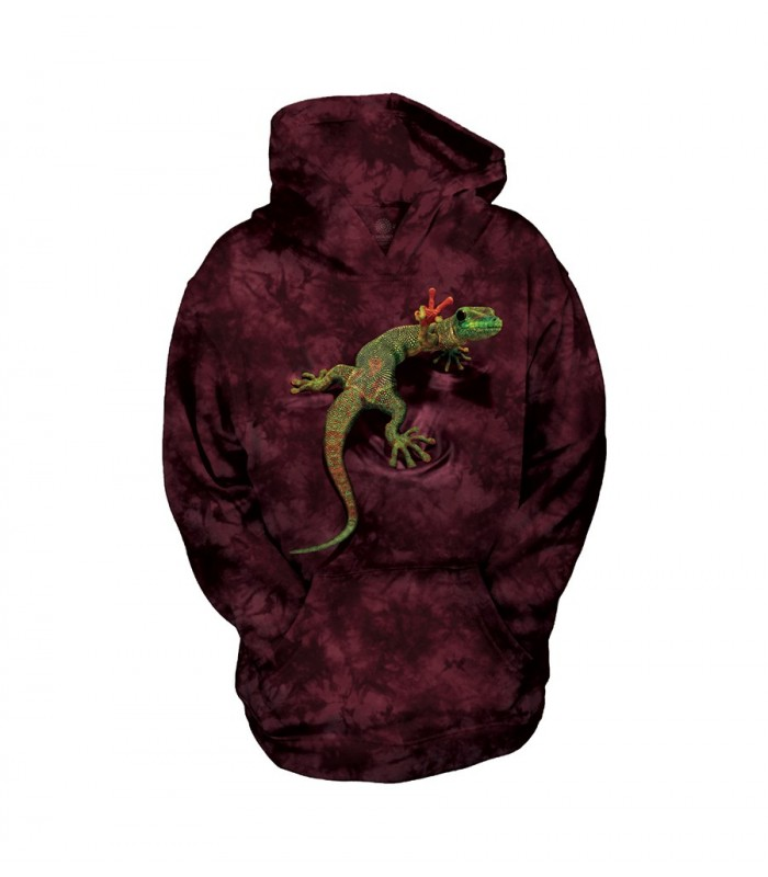 Sweat-shirt enfant motif Gecko - The Mountain