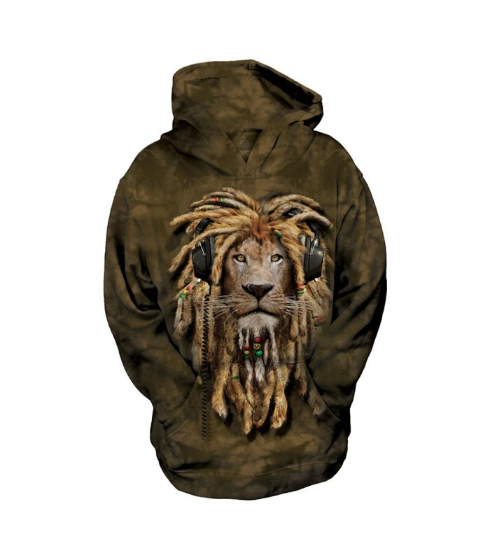 Sweat-shirt enfant DJ Jahman - The Mountain