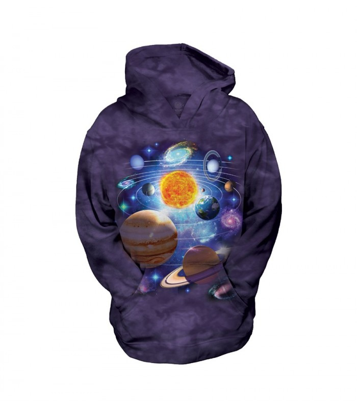 Sweat-shirt enfant motif Espace