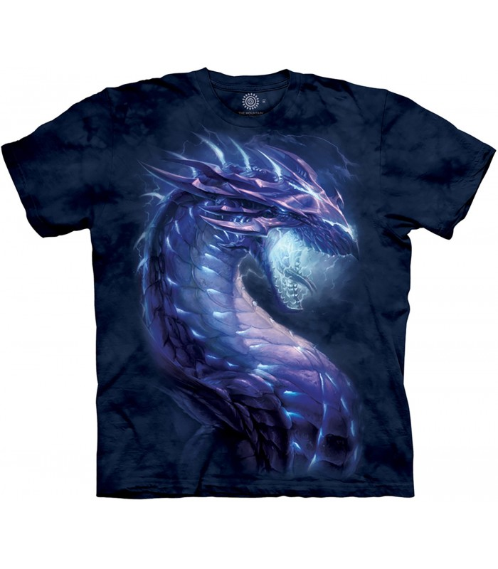 The Mountain Stormborn Dragon Fantasy T Shirt