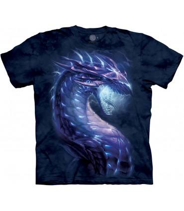 Tee-shirt motif Dragon The Mountain