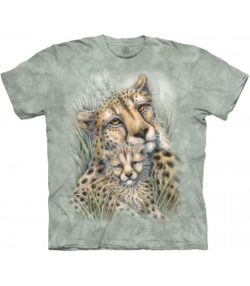 The Mountain Cheetahs Big Cat Animal T Shirt