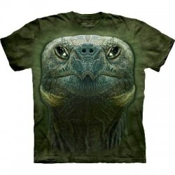 T-shirt tête de tortue The Mountain