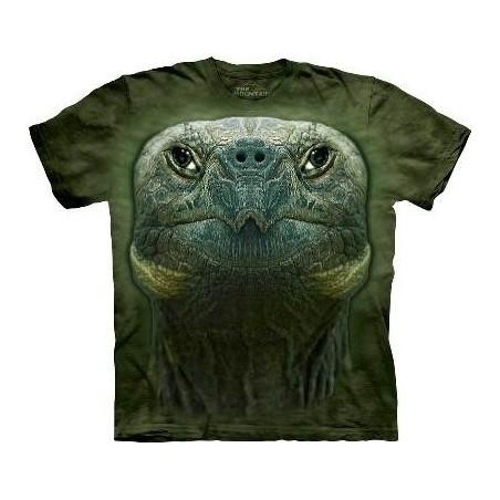 T-shirt tête de tortue The Mountain