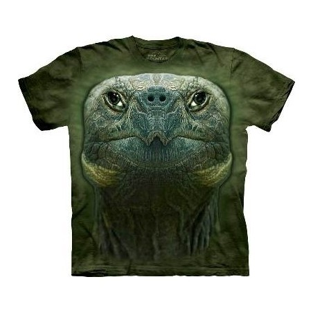 Turtle Head - Reptile T Shirt Mountain
