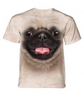 Tee-shirt Chiot Carlin The Mountain