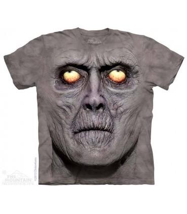 T-shirt Tête de Zombie The Mountain