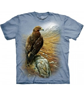 The Mountain European Golden Eagle T Shirt
