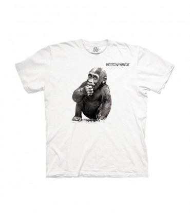 Tee-shirt bébé gorille The Mountain
