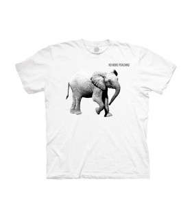 Tee-shirt Bébé Éléphant The Mountain