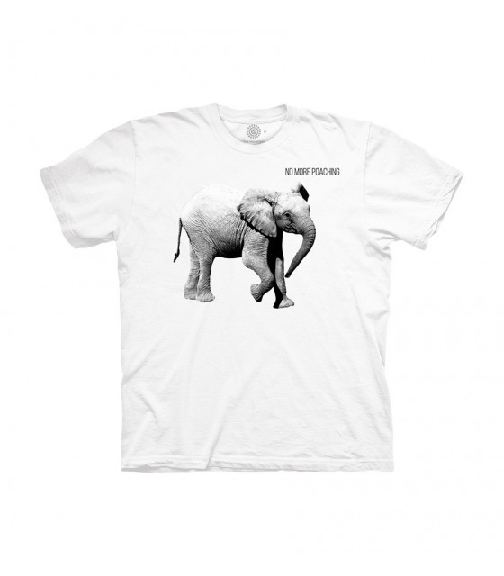 45c3683d6591 The Mountain Unisex Baby Elephant Protect T Shirt