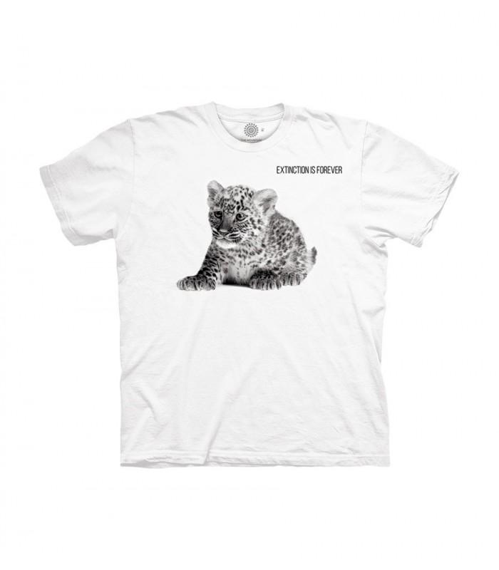 Tee-shirt bébé léopard The Mountain
