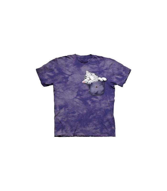 Pocket Kitten - Cats Shirt Mountain