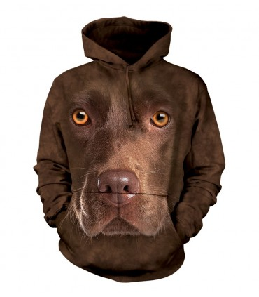 Sweat-shirt Labrador The Mountain
