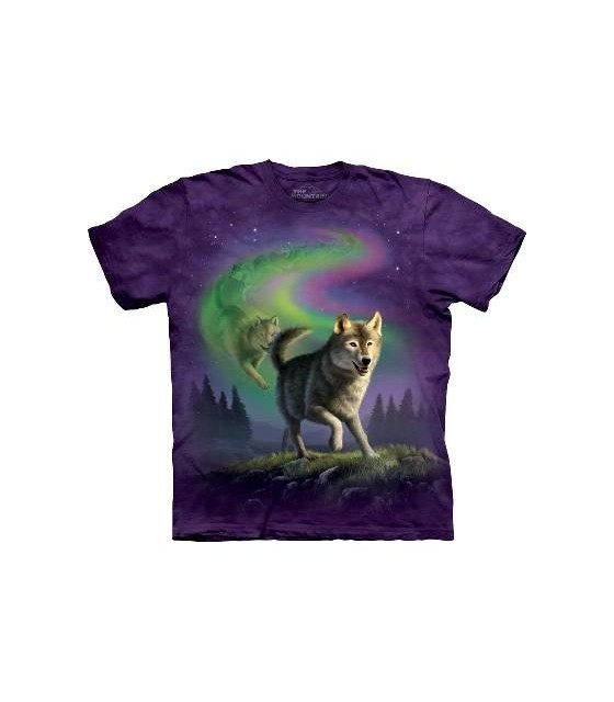 Wolves T Shirts by The Mountain - soTSHIRT