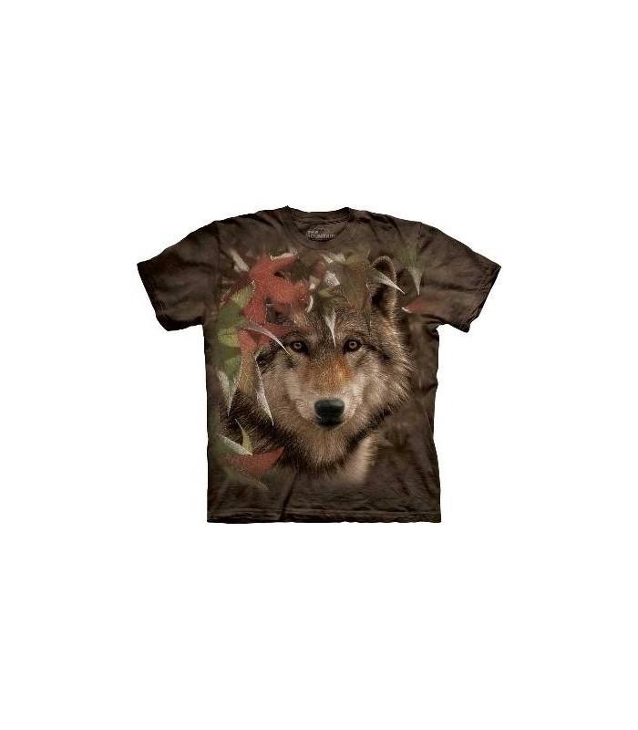 T-Shirt Rencontre Automnal par The Mountain