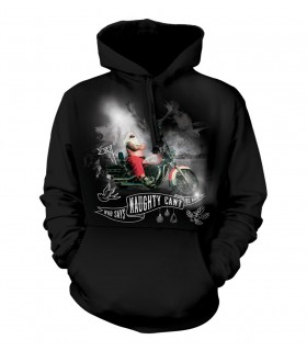 The Mountain Oh What Fun Christmas Humour Adult Hoodie