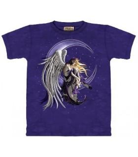 T-Shirt Moon Dreamer par The Mountain