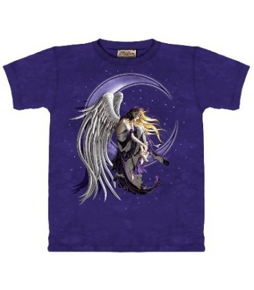 Moon Dreamer - Angels Shirt The Mountain