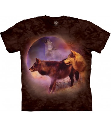 The Mountain Wolves Animal T Shirt