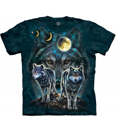 The Mountain Northstar Wolves T Shirt