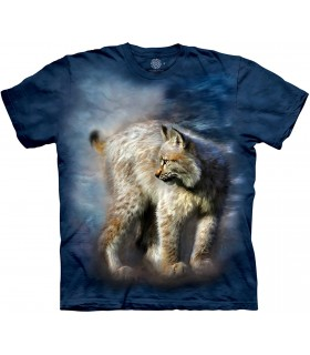 Tee-shirt Lynx The Mountain