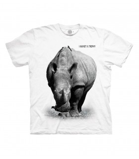 Tee-shirt Rhinocéros The Mountain
