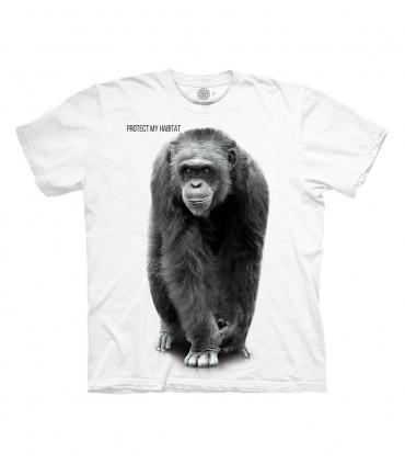 Tee-shirt Chimpanzé The Mountain