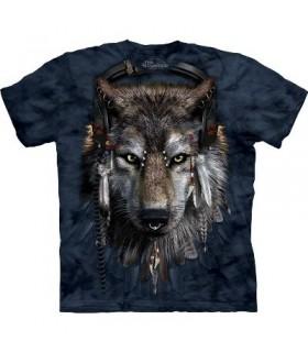 DJ Fen - Manimals T Shirt by the Mountain