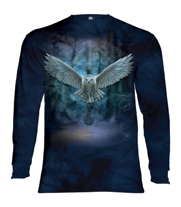 Longsleeve T-Shirt with Awake Your Magic design