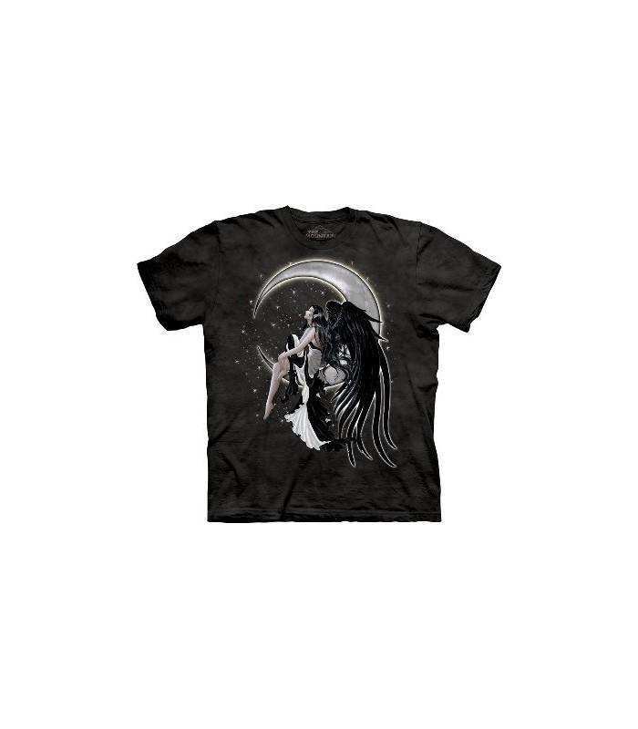 T-Shirt Onyx Angel par The Mountain